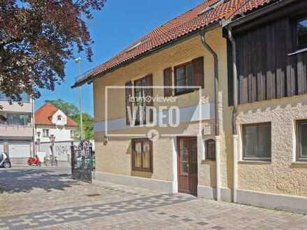 Gemütliche Wohnung mit Flair in ehemaligem Bauernhof - Mitten in Pasing...