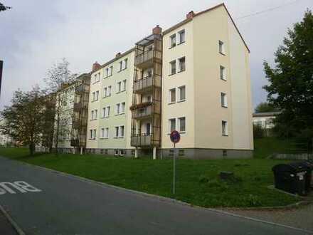 klein und fein, Moderne 2-Raumwohnung mit Balkon