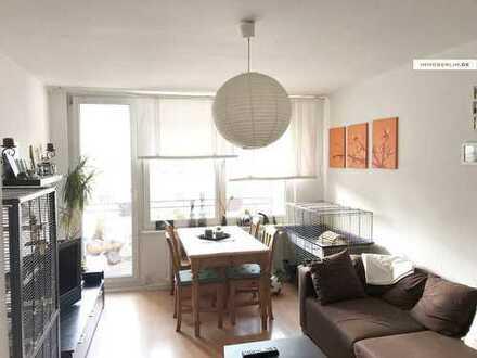 IMMOBERLIN: Beliebtes Westend! Helle vermietete Wohnung mit Südwestloggia