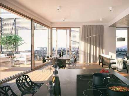 Helle 5-Zimmer-Wohnung mit 2 Balkonen in ruhiger Umgebung und doch zentral - Perfekt für Familien!