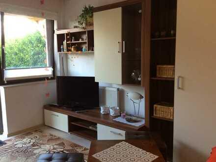 Wochenende-Heimfahrer - Möblierte 1,5-Raum-Wohnung in Bühl-Neusatz