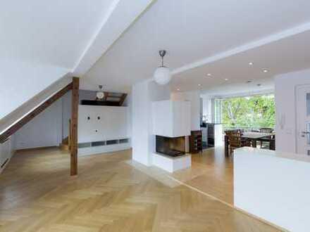 Seltene Penthouse-Wohnung in Bestlage Neuhausen/Nymphenburg von Privat
