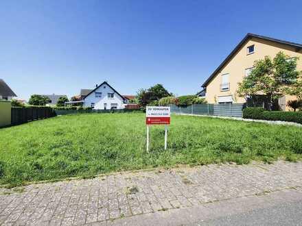 Bieterverfahren - Herrliches Baugrundstück in Mühlhausen-Rettigheim