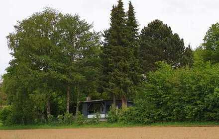Bretten/Hohberg: Sonniges Gartengrundstück mit Ausblick - Natur pur!