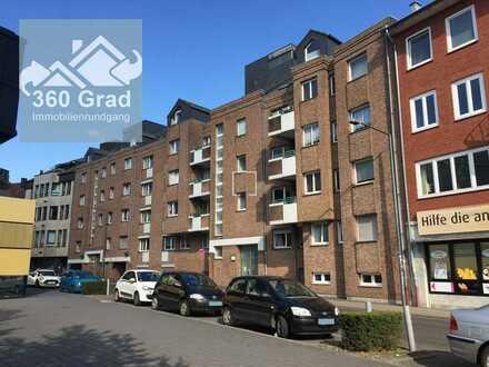 Gemütliche und sehr gut gelegene 2-Zimmer-Wohnung in Aachen Zentrum! Mit Aufzug. Stellplatz optional