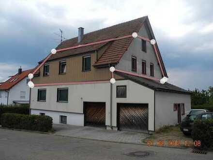 ! ZWANGSVERSTEIGERUNG ! - ohne Käuferprovision - 6-Zimmer-Wohnung in Freudenstadt-Dietersweiler