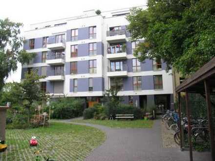 Attraktive 2- Zimmerwohnung im begrünten Innenhof