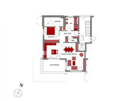 2 1/2 Zimmer - dafür genügend Platz! Neubauwohnung in Dirlewang
