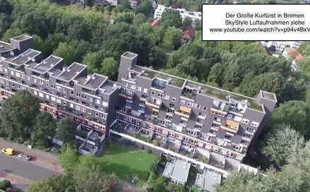 Sonniges Appartement mit Südbalkon und Tiefgarage