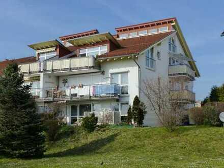 Langjährig vermietet - 2,5 Raum-Maisonettewohnung in Niederau
