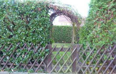2-Zimmer-Wohnung mit eigenem Eingang und kleinem Garten in Dortmund-Asseln zu vermieten!