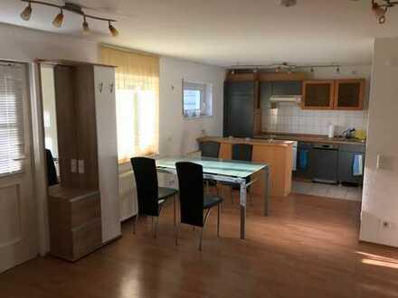 2-Zimmer-Wohnung, möbliert ideal für Pendler