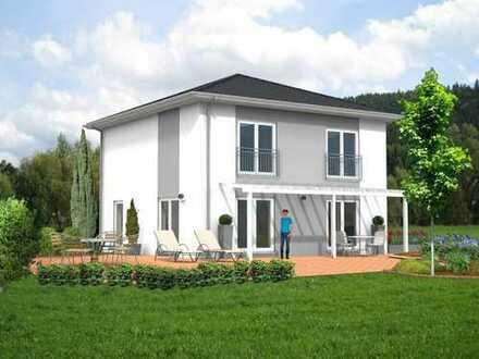Individuell planbare Stadthausvilla in Eichendorf