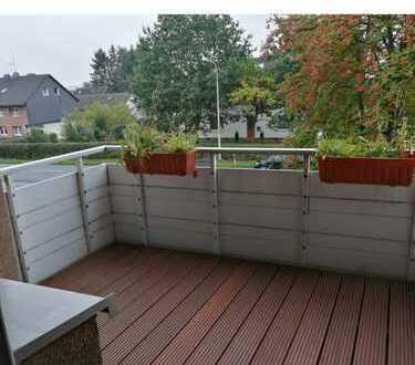 Modernisierte 3-Zimmer-Wohnung mit Balkon und Einbauküche in Mülheim an der Ruhr