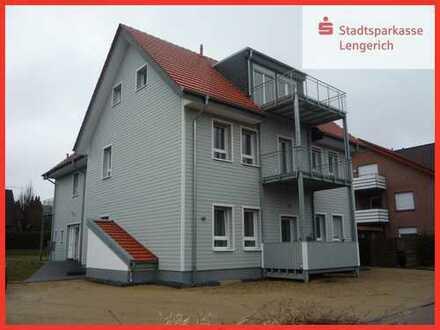 Wohnen mit Aussicht - Dachgeschoss mit Balkon und Carport