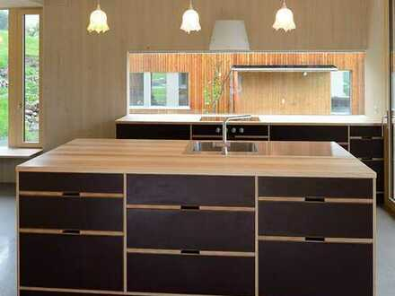 4,5-Zimmer Wohnung im 5 FH-Neubau: Holz+Massiv=Hybridhaus