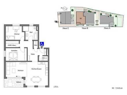Wohnung B3