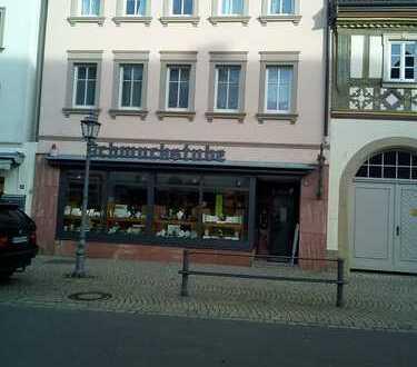 Gepflegte Wohnung mit drei Zimmern in Haßfurt