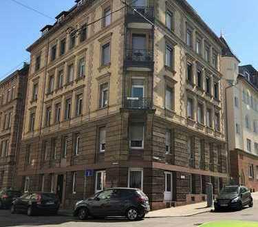 3-ZW im beliebten Stuttgarter Heusteigviertel