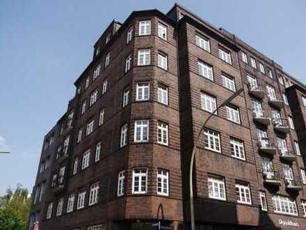 Münzviertel: 4-Zimmer-Rotklinker-Altbau