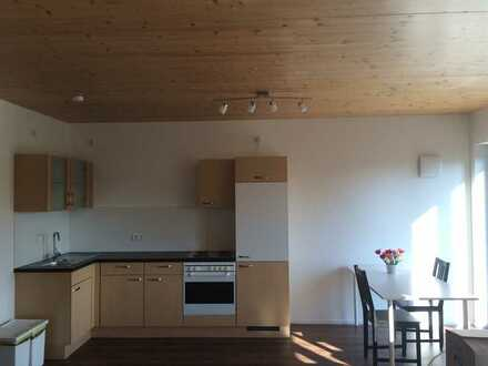 Neuwertige 1-Raum-Wohnung mit Einbauküche in Scheßlitz OT