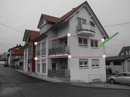 !! ZWANGSVERSTEIGERUNG !! - keine Käuferprovision - Schöne 3-Zimmer-Wohnung in Laichingen