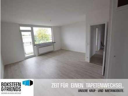 Bald saniert! Schöne Etagenwohnung mit Balkon in ehemaliger Opel-Siedlung!