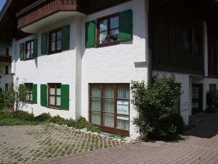 """Die Räumlichkeiten warten auf """"Sie"""" und Ihre Ideen! -Gewerberäume in Oberstdorf"""