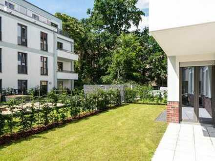 4-Zimmer-Familienwohnung mit eigenem Gartenanteil!