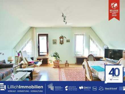 Schöne Maisonettewohnung im Herzen von Kornwestheim!