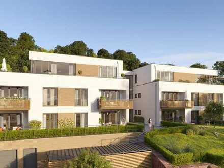 Wohnen am Weinberg 2-Zimmer Wohnung 1.0.2 mit Gartenanteil