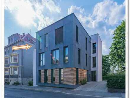 frei ab 01.04.2020: 3 Zi-Wohnung 101 m² im 2. OG in Neubau