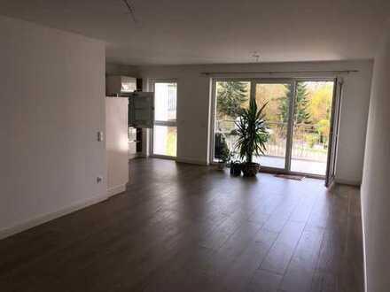 Aparte 3 - Zimmerwohnung, barrierefrei, mit Einbauküche