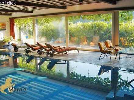 Villa, Sauna, Schwimmbad, SPA, Schoenau, nahe Heidelberg zu verkaufen