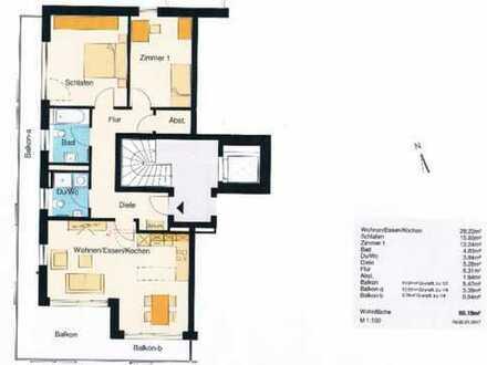 3-Zimmer-Wohnung in Villingen-Schwenningen