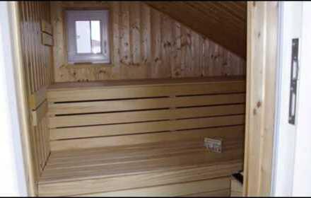 4-Zimmer-Penthouse-Wohnung von Privat, Wintergarten, Sauna, vier Balkone/Terrassen