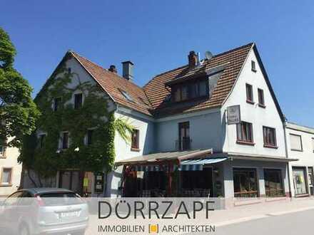 Attraktives Wohn- und Geschäftshaus in zentraler Lage Hauensteins