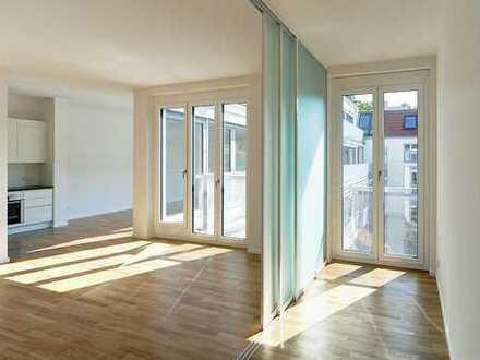 Modernes Wohnen im Scheunenviertel-3.OG Gartenhaus - Besichtigungen ab 15.07.2019