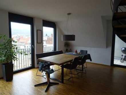 Penthousewohnung mit Dachterrasse am Puls der Stadt frei ab 01.05.2020