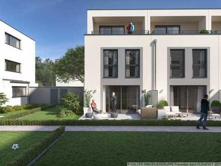 WALSER: Modern living: Familienfreundliches Neubau-REH am malerischen Ammersee