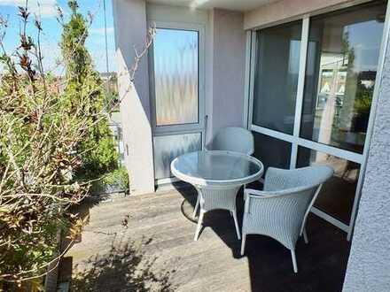 Penthouse mit 123qm in Gaismannshof - Sofort frei - 2 TG Plätze