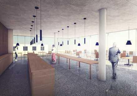 Moderne Büroflächen auf dem neusten Stand   Teilbar ab 192 m²   Verfügbar ab Mai 2020