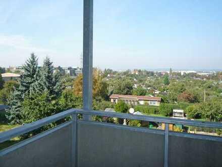 Gemütliche Singlewohnung mit Wohnküche und Balkon, ideal für Studenten - kurzer Weg zur Uni !