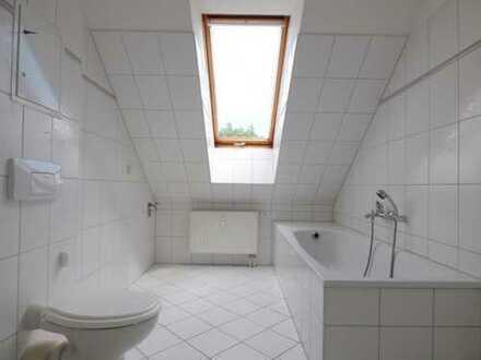 Schicke 3-Raumwohnung unterm Dach