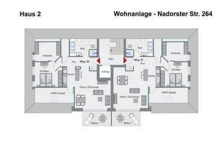 Döpker-Neubau Eigentumswohnung auf Hintergrundstück OL-Nadorst