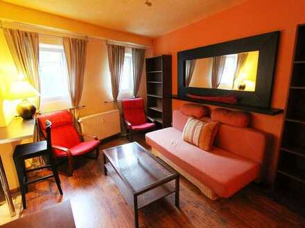 Möbliertes Dachgeschoss-Apartment in der Cochemer Innenstadt