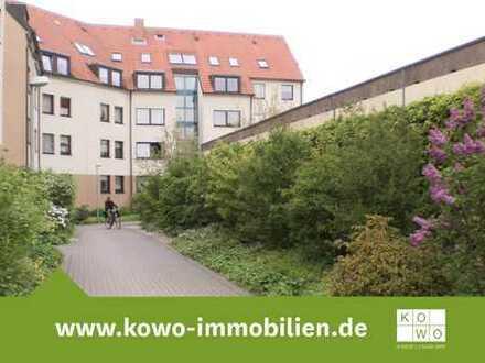 Ruhig und grün gelegen: Entdecken Sie Ihr neues Zuhause mit Loggia und Wannenbad in Mölkau!