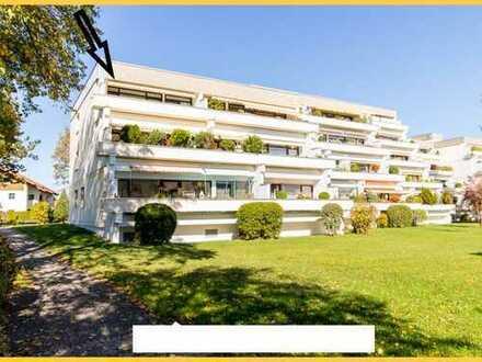 Modernisierte 2,5-Zimmer-Wohnung mit Balkon in Dietmannsried, Tiefgarage