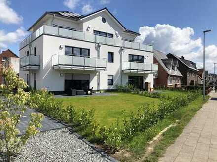 Erstbezug mit EBK und Balkon: schöne 3-Zimmer-Penthouse-Wohnung in Cloppenburg