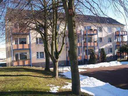 Moderne 3-Zi-Wohnung mit Balkon im Grünen